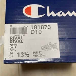Champion Shoes - NWT Kids Slip-On Champion Shoes